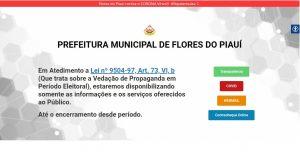 www.floresdopiaui.pi.gov.br